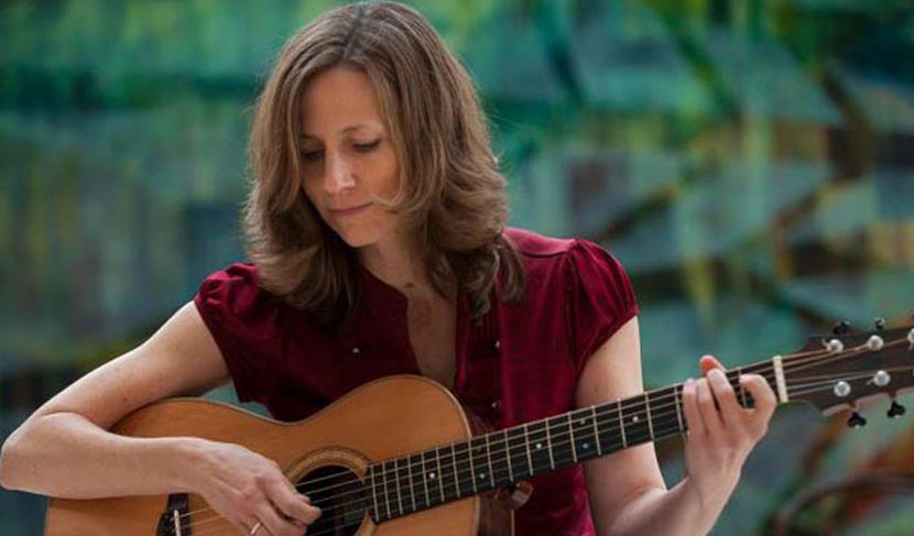 Tracy Grammer To Perform At Urlacher Guitars 10/10!