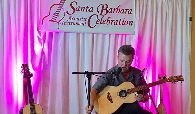 Santa Barbara Acoustic Instuments Celebration