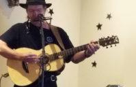East Indian Rosewood Parlor Guitar