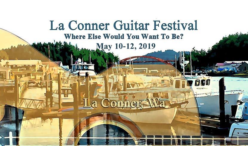 LA CONNER GUITAR FESTIVAL 2018