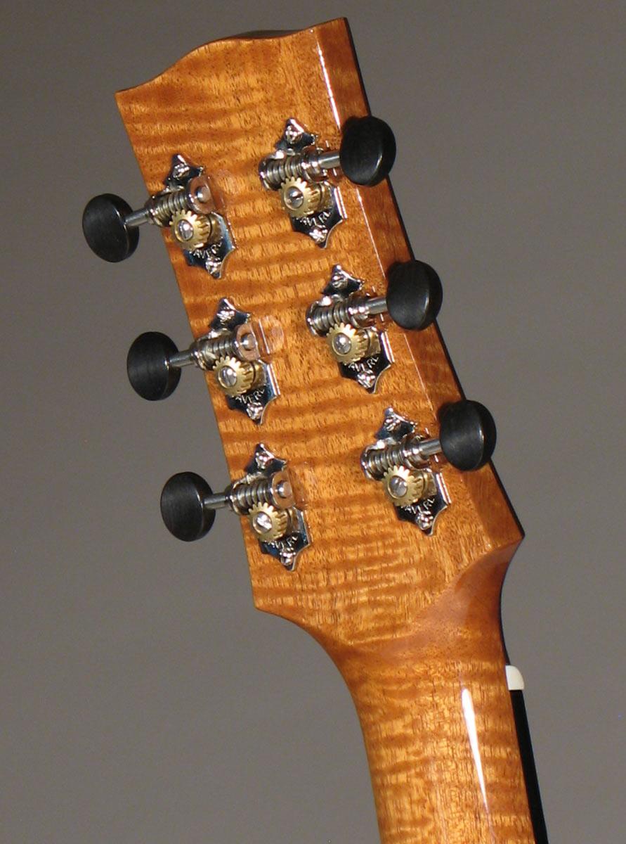 Brazilian Rosewood Parlor Guitar