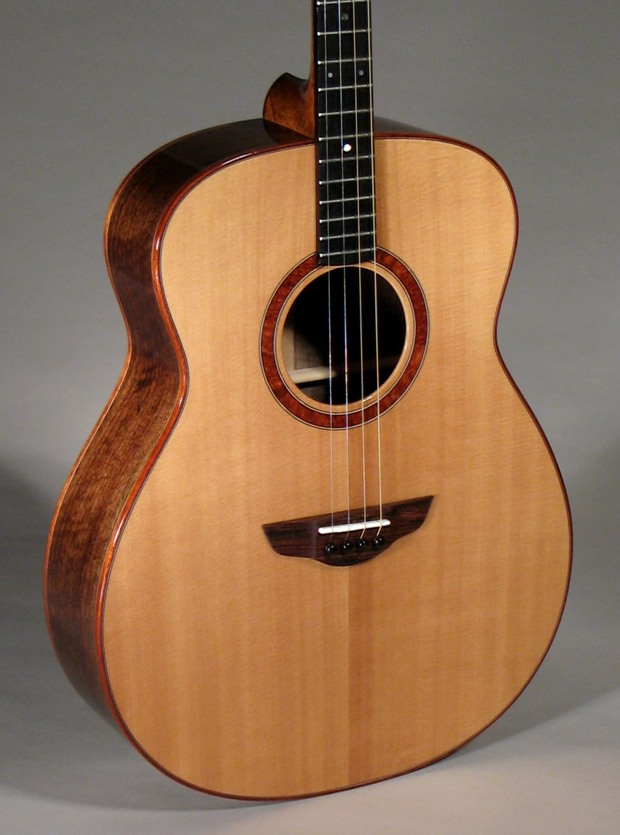 Claro Walnut Tenor Guitar