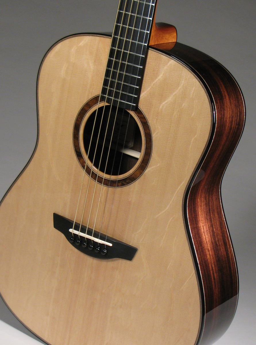 East Indian Rosewood Modern Dreadnought Guitar