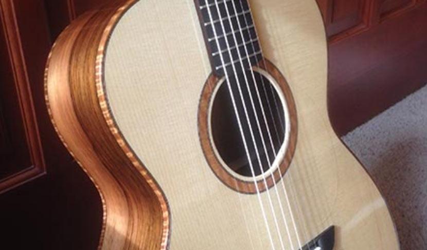 Brazilian Rosewood Concert Guitar