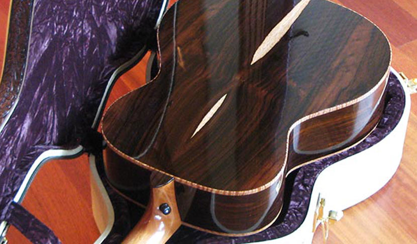 Brazilian Rosewood Beauty Delivered