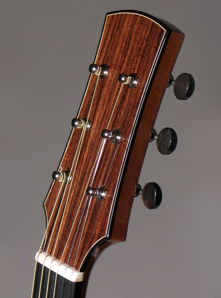 East Indian Rosewood Concert Guitar