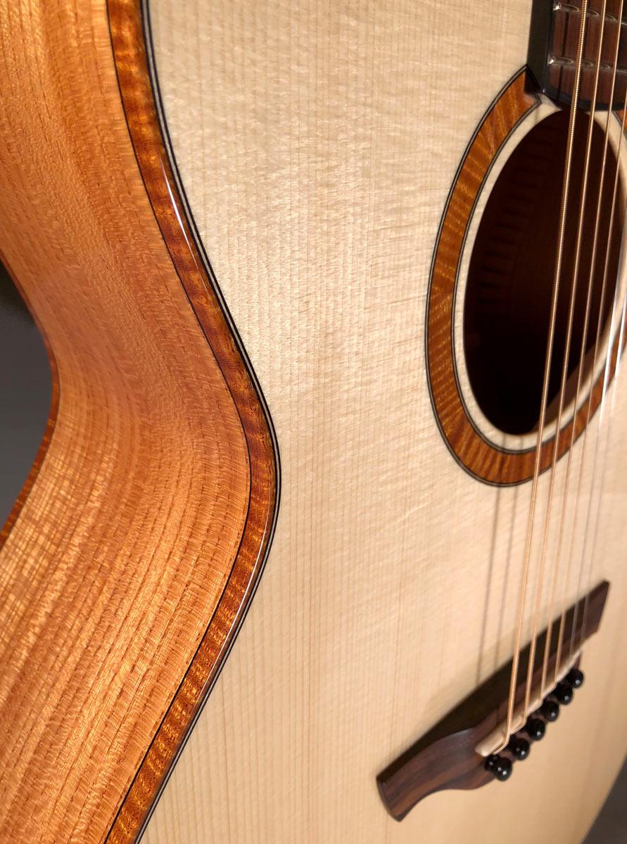 Keyaki Concert Guitar