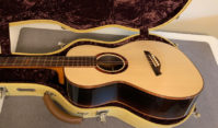 Brazilian Rosewood and Red Spruce Parlor